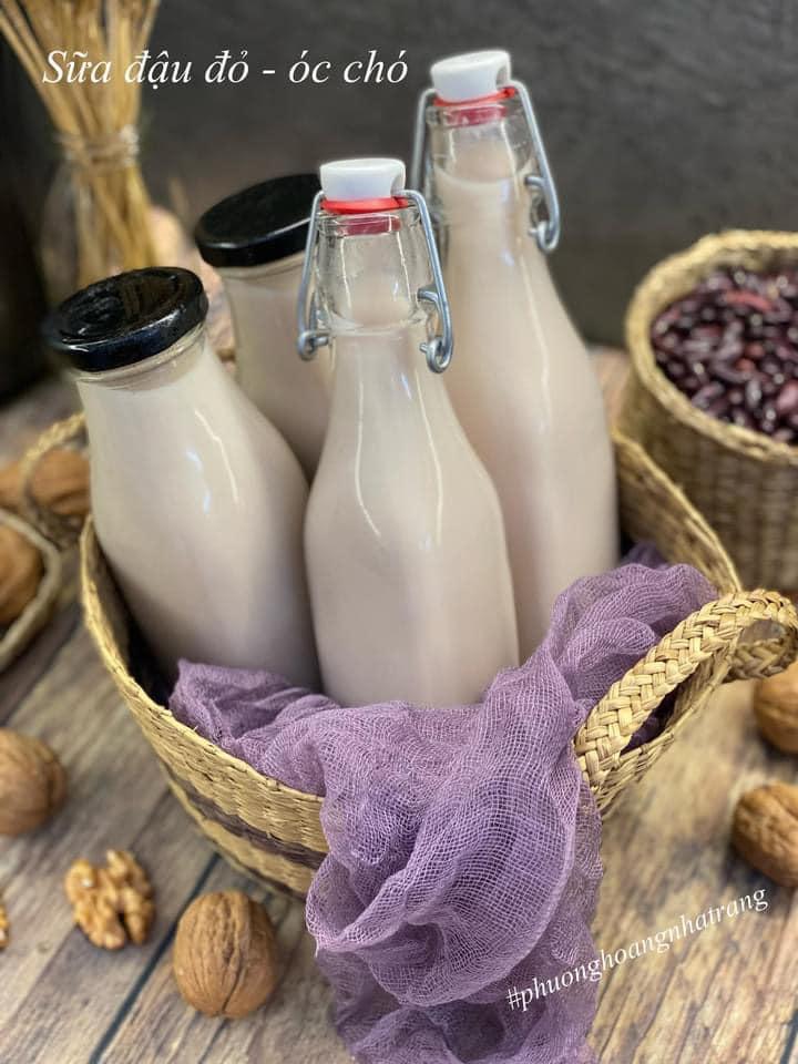 Đang nghỉ giãn cách, ghim cách làm các loại sữa hạt đã ngon lại bổ-13