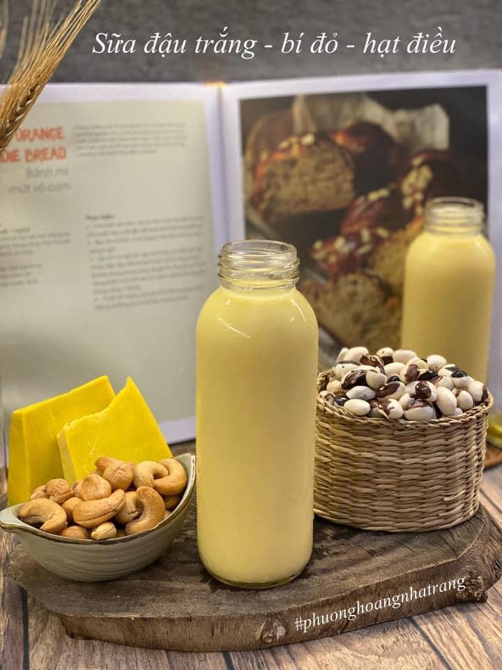 Đang nghỉ giãn cách, ghim cách làm các loại sữa hạt đã ngon lại bổ-14