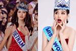 Đỗ Thị Hà chưa thi Hoa hậu Thế giới 2021 đã có ảnh đăng quang