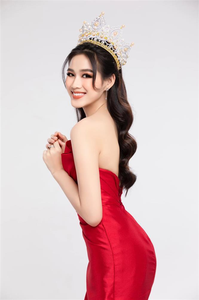 Đỗ Thị Hà chưa thi Hoa hậu Thế giới 2021 đã có ảnh đăng quang-3