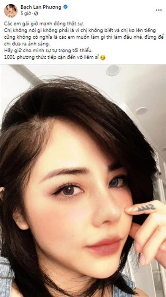 Vợ sắp cưới Huỳnh Anh công khai mắng các em gái vô liêm sỉ-3