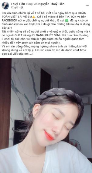 Vợ quốc dân Tiểu Hý nổi đình đám TikTok bị phốt giật chồng người-2