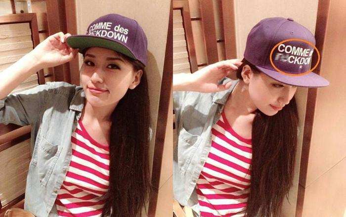 Hoa hậu Mai Phương Thúy up ảnh thời trẻ trâu mặc áo rộng, đội mũ snapback-2