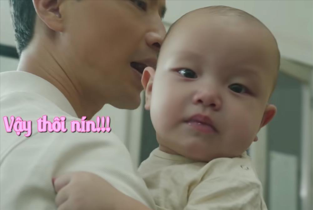 Con trai Hồ Ngọc Hà liên tục trở mặt dù đóng có 2s quảng cáo-9