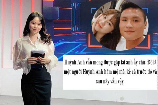 Huỳnh Anh tâm sự muốn gặp lại Quang Hải, tiết lộ tình cảm 2 bên-2