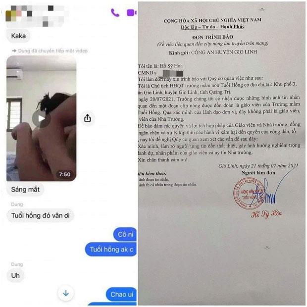 Giáo viên mầm non bị nghi lộ clip 8 phút: Nhà trường bỗng... rút đơn-1