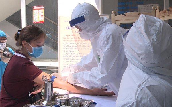 Nhiều tỉnh đồng loạt thông báo tăng thêm ca nhiễm Covid-19-2