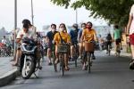 Truy vết người tập thể dục, đạp xe quanh Hồ Tây liên quan ca COVID-19