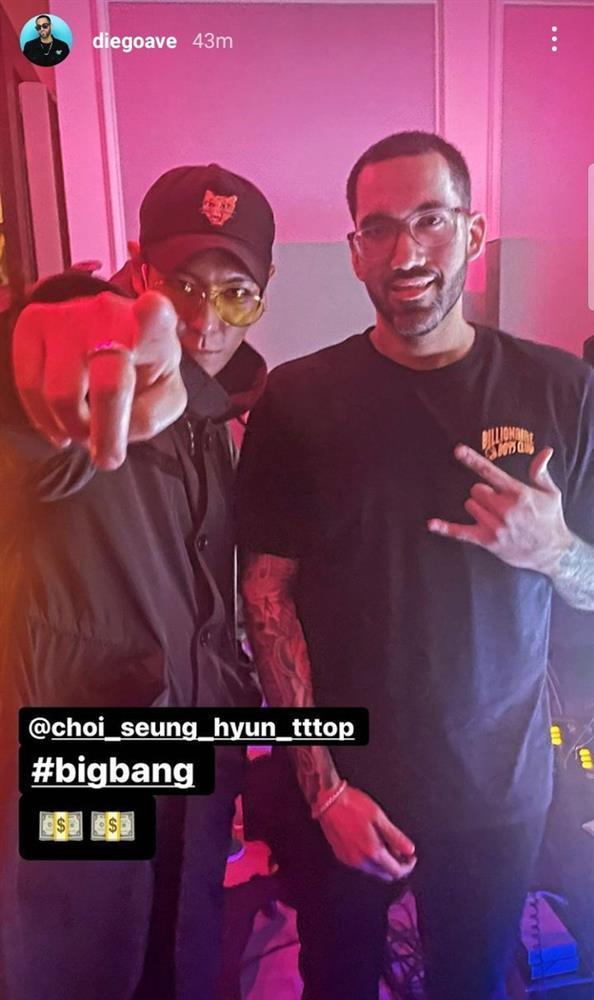 BIGBANG comeback: T.O.P xuất hiện, producer hé lộ sản phẩm của nhóm?-2