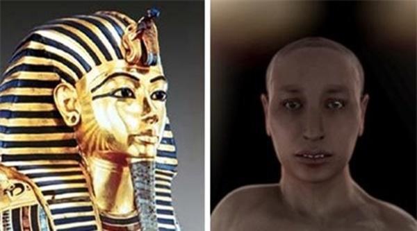 Hé lộ dung mạo thật gây sốc của vị vua trẻ tuổi nhất Ai Cập cổ đại-4