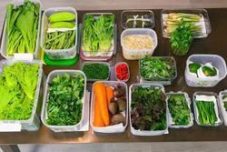 Mẹo giữ rau tươi xanh dù cất trữ trong tủ lạnh cả tuần