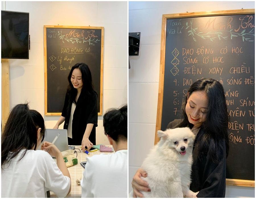 Vợ quốc dân Tiểu Hý - cô giáo Minh Thu: Xôi thịt hay kẹo ngọt lên ngôi?-10