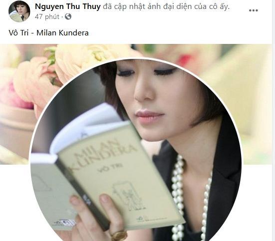 Facebook Thu Thủy đổi avatar sau hơn 1 tháng hoa hậu qua đời-1
