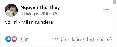 Facebook Thu Thủy đổi avatar sau hơn 1 tháng hoa hậu qua đời-2