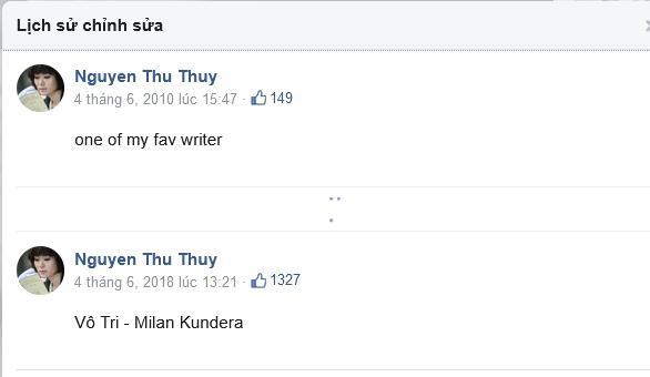 Facebook Thu Thủy đổi avatar sau hơn 1 tháng hoa hậu qua đời-4