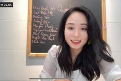 Nhiều bình luận quấy rối tràn lan trên trang cá nhân của cô giáo Minh Thu