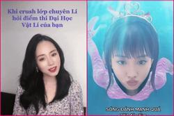 Cô giáo Minh Thu bắt trend TikTok chuyên nghiệp