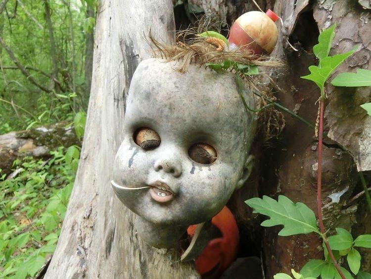 Doll's Head – Đường mòn đi bộ rùng rợn nhất thế giới-1