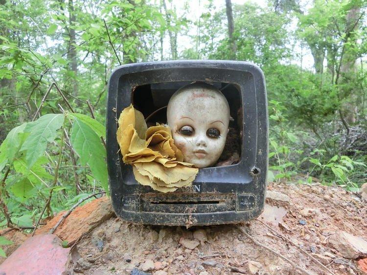 Doll's Head – Đường mòn đi bộ rùng rợn nhất thế giới-2