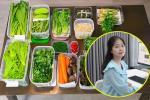 Cất trữ thực phẩm tươi ngon cả tuần 'tưởng không dễ mà dễ không tưởng'