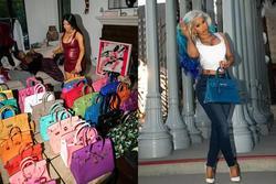 BST 26 chiếc túi Hermès Birkin giá nửa triệu USD của Cardi B