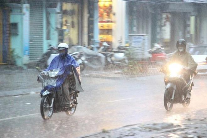 Sẽ có mưa rất to ở nhiều tỉnh phía Bắc trong vài ngày tới-1