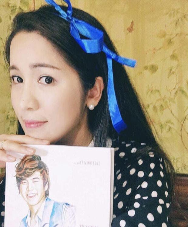 8 năm Wanbi Tuấn Anh qua đời, bạn gái người Hàn Quốc hiện ra sao?-6