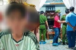 Khởi tố nam sinh nghi sát hại thầy hiệu trưởng trường THCS Hoàng Diệu