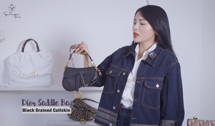 Lóa mắt tủ đồ Dior nửa tỷ của Hoa hậu Kỳ Duyên-5