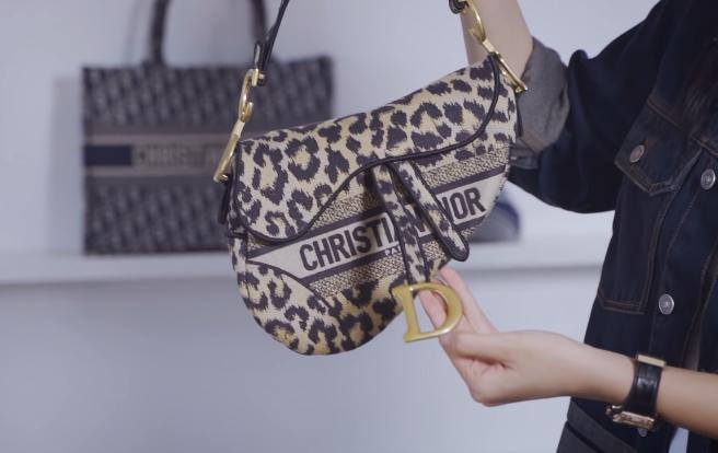 Lóa mắt tủ đồ Dior nửa tỷ của Hoa hậu Kỳ Duyên-11