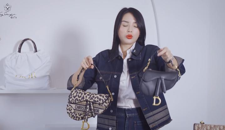 Lóa mắt tủ đồ Dior nửa tỷ của Hoa hậu Kỳ Duyên-8
