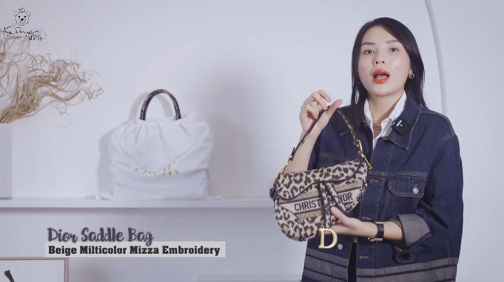 Lóa mắt tủ đồ Dior nửa tỷ của Hoa hậu Kỳ Duyên-10