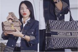 'Lóa mắt' tủ đồ Dior nửa tỷ của Hoa hậu Kỳ Duyên
