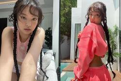 Jennie đổi style bốc lửa nhưng nhìn sai sai: Tóc tai giả trân, nhan sắc kém xinh