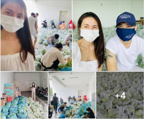 Nhật Kim Anh bị móc mỉa từ thiện bỏ túi riêng mùa dịch-2