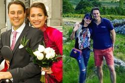 Hôn nhân của hoa hậu Ngọc Khánh và chồng Tây