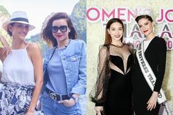 Hồ Ngọc Hà 2 lần đọ sắc Hoa hậu Thái Lan: Không 'chặt' được ai