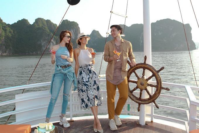 Hồ Ngọc Hà 2 lần đọ sắc Hoa hậu Thái Lan: Không chặt được ai-1