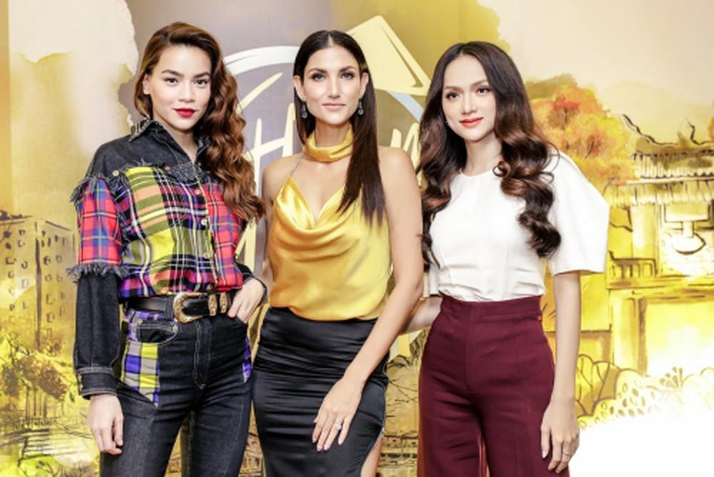 Hồ Ngọc Hà 2 lần đọ sắc Hoa hậu Thái Lan: Không chặt được ai-6
