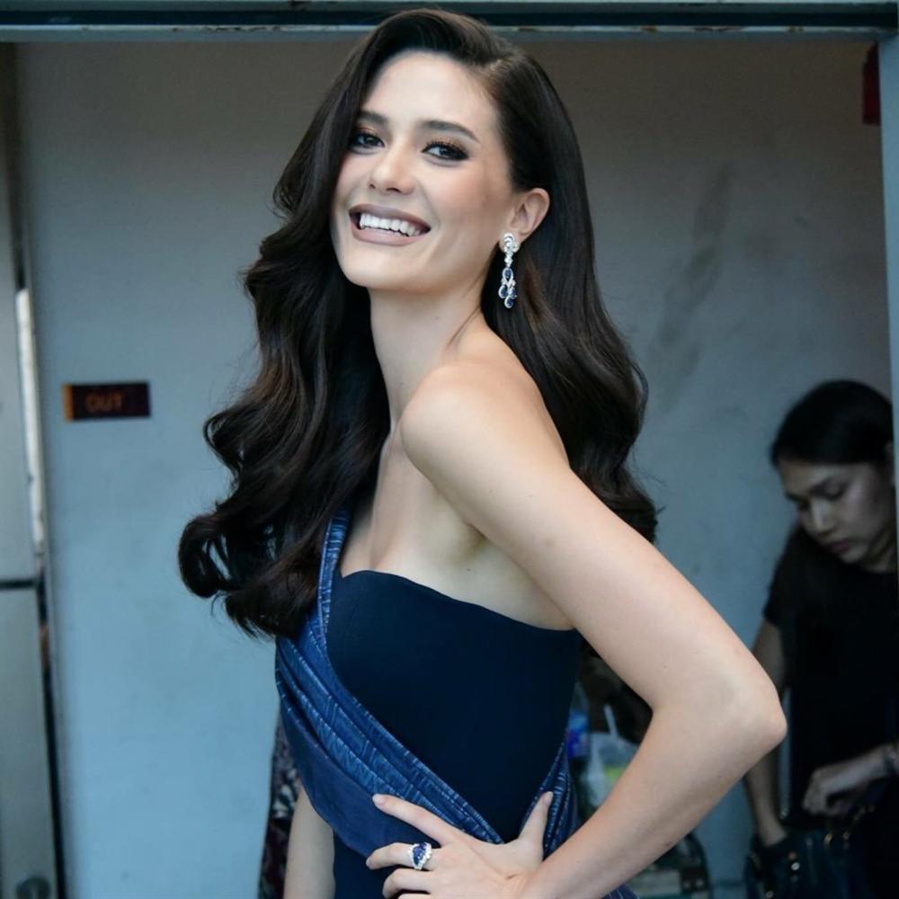 Hồ Ngọc Hà 2 lần đọ sắc Hoa hậu Thái Lan: Không chặt được ai-11