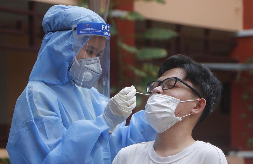 Bình Dương dự báo có thêm 20.000 ca nhiễm nCoV-2