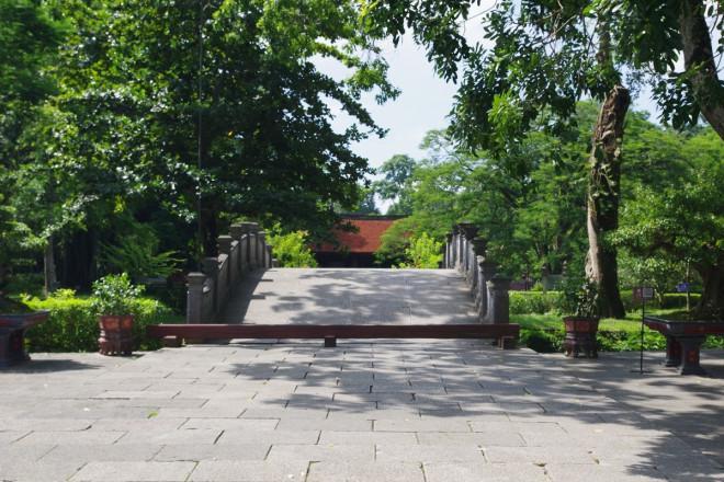 Chuyện kỳ bí về cây lim hoá thân và cây ổi cười ở đất thiêng Lam Kinh-1