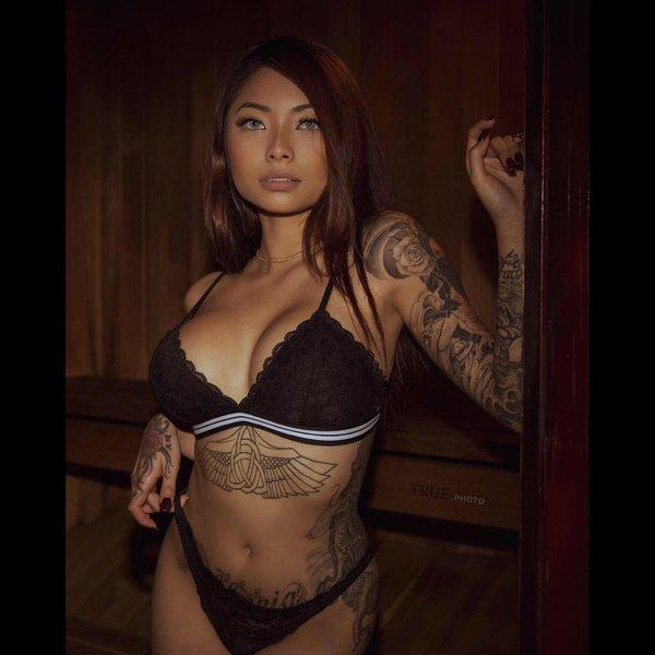 Mối tình sớm nở tối tàn của Binz - Cassie Trinh Võ-5