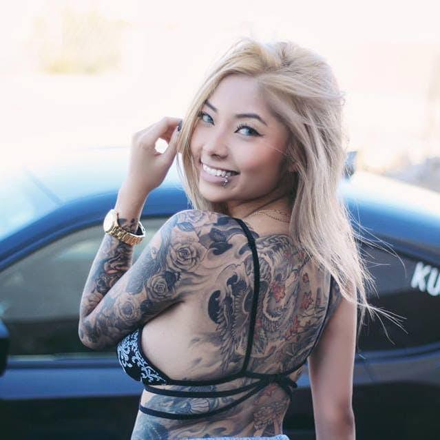 Mối tình sớm nở tối tàn của Binz - Cassie Trinh Võ-7