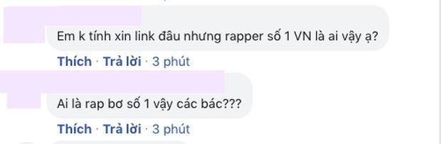 Cộng đồng mạng truy tìm Ai là rapper số 1 Việt Nam?-8