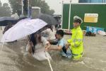 Con số kỷ lục về cơn mưa 'nghìn năm có một' ở Trung Quốc