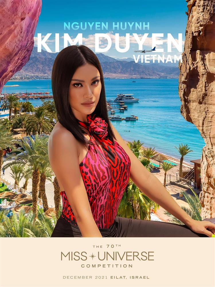 Kim Duyên bị chê cách hô Việt Nam khi luyện thi Miss Universe-5