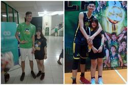 Cô gái 'nấm lùn' tán đổ cầu thủ bóng rổ cao hơn 2m chỉ trong 3 ngày