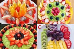 Trắc nghiệm: Chọn trái cây tiết lộ bạn được sinh ra với loại khí chất nào?