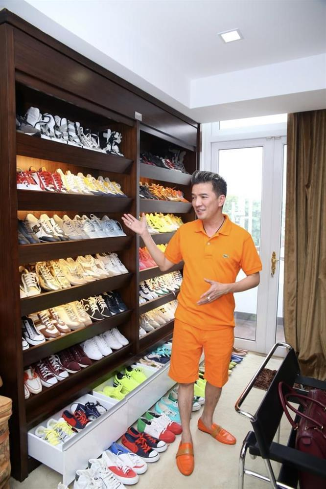 Sao Việt khoe tủ đồ hàng hiệu đắt ngang căn penthouse-14